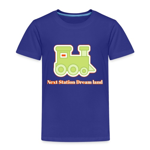 Next Station Dream country - Kids' Premium T-Shirt