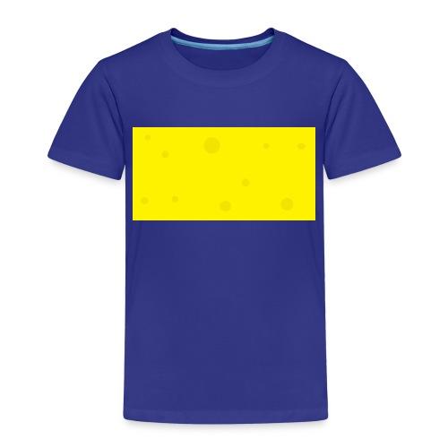 cheese - Kids' Premium T-Shirt