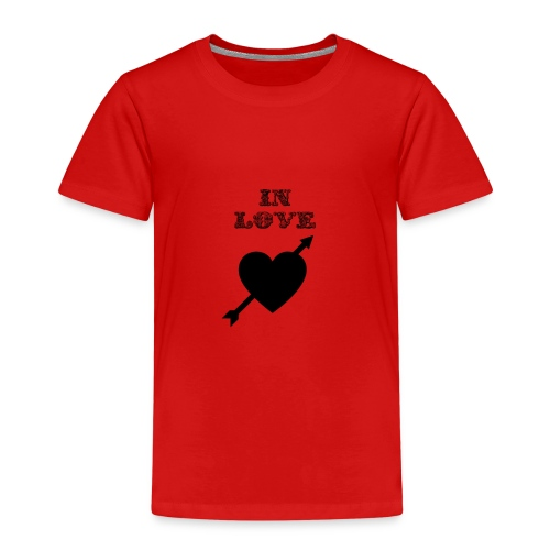I'm In Love - Maglietta Premium per bambini