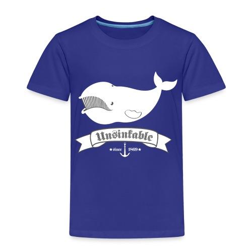 Unsinkable - Kinder Premium T-Shirt