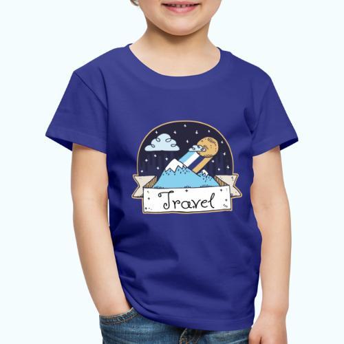 Travel - Kids' Premium T-Shirt