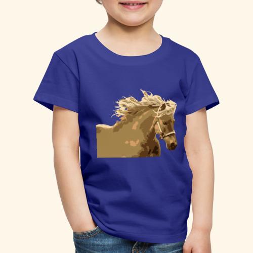 shetland - Kinder Premium T-Shirt