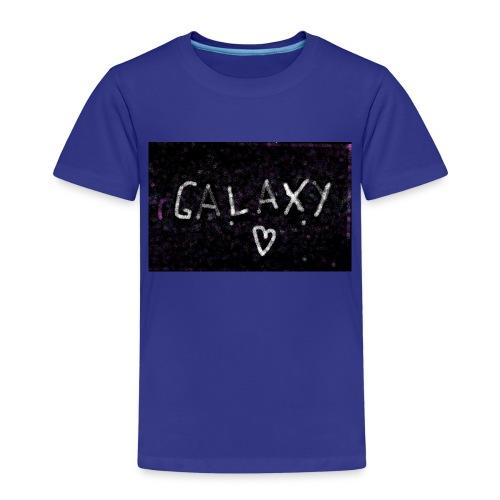 galaxy - Kinder Premium T-Shirt