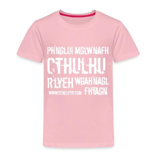 Cthulhu - Maglietta Premium per bambini