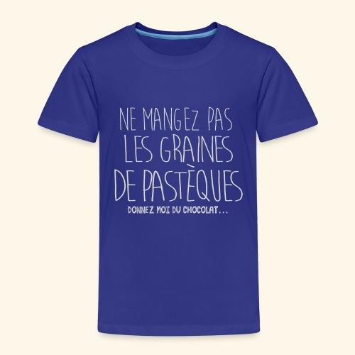 Tshirt-Femme-Enceinte-B - T-shirt Premium Enfant
