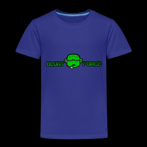The Blunt Force - Premium-T-shirt barn