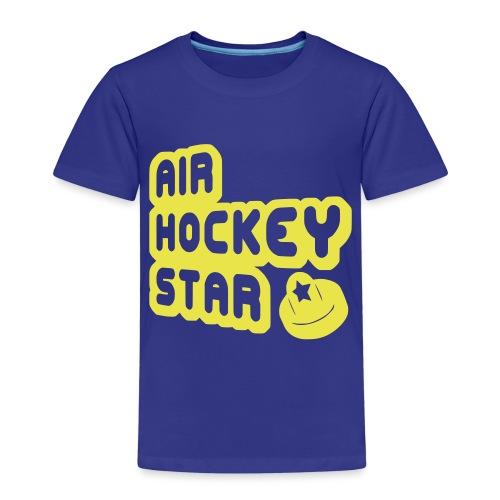 Air Hockey Star - Kids' Premium T-Shirt