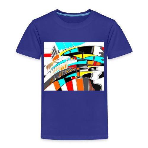 spacecity 18 W - T-shirt Premium Enfant