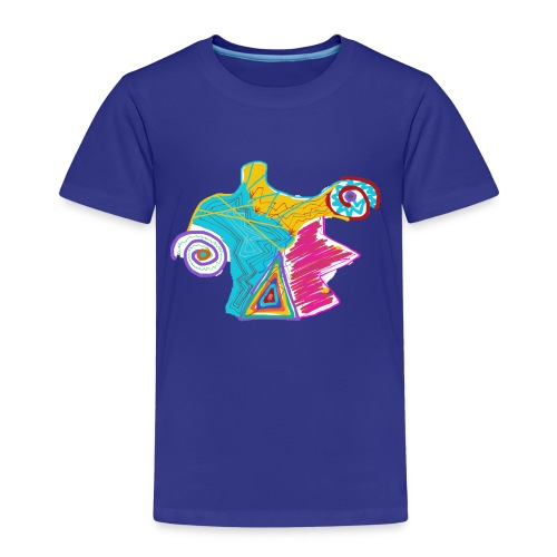 EyemonsterNDL2018 - Børne premium T-shirt