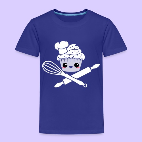 The Pirate Baker - Kids' Premium T-Shirt