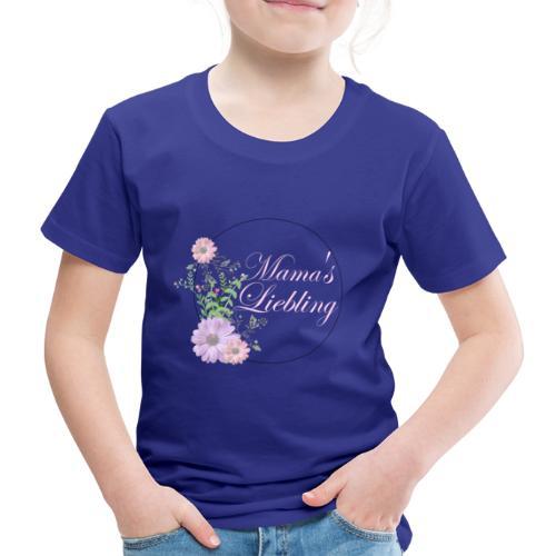 Mama's Liebling - Kinder Premium T-Shirt