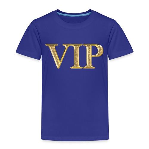 VIP - Børne premium T-shirt