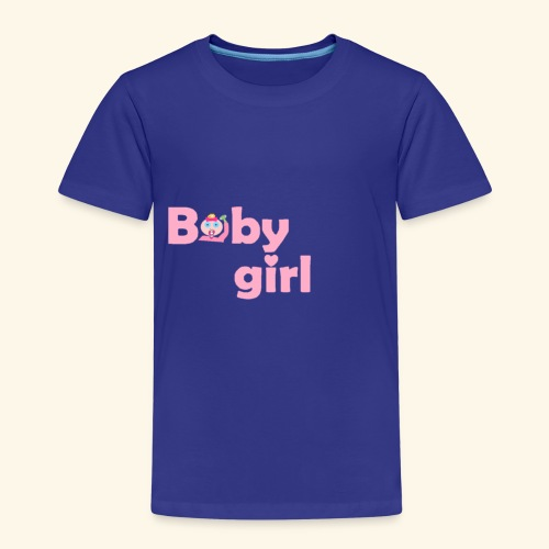 BABY GIRL3 - Kinder Premium T-Shirt