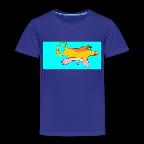 Ryxer - Premium-T-shirt barn
