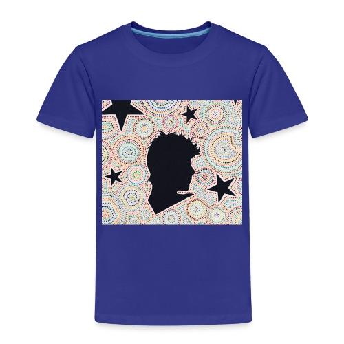 Black Starman - T-shirt Premium Enfant