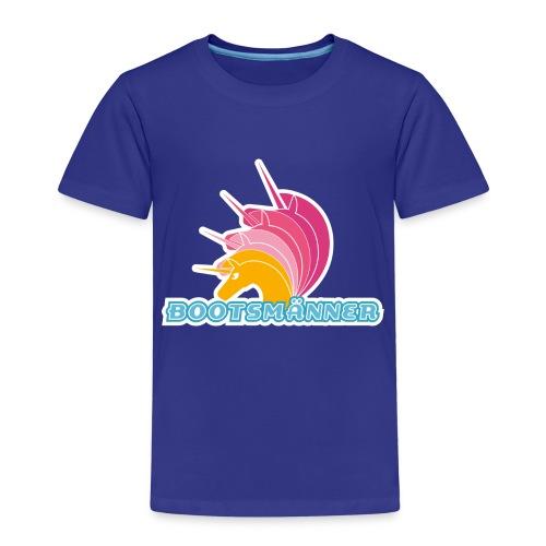 Bootsmaenner - Kinder Premium T-Shirt