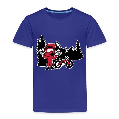 Freerider - Kinder Premium T-Shirt