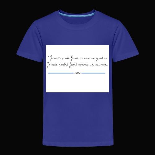 motif 7 jpg - T-shirt Premium Enfant