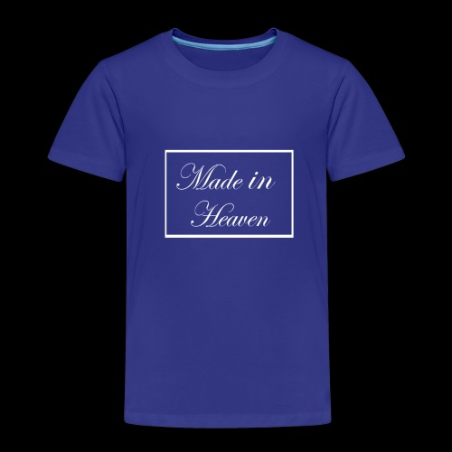 Made in Heaven Logo - Kids' Premium T-Shirt