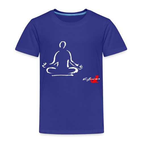 YOGA - Maglietta Premium per bambini