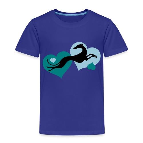 Lévrier valentin3 - T-shirt Premium Enfant