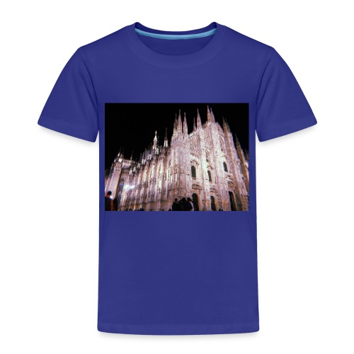 duomo di milano - Camiseta premium niño