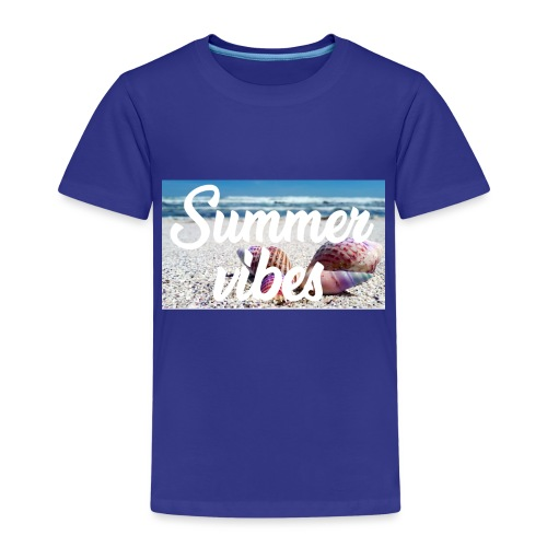 Summervibes - Kinder Premium T-Shirt