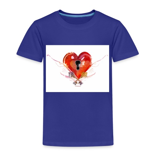 stvalentinmotif2 - T-shirt Premium Enfant