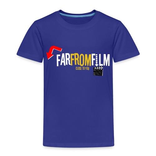 FarFromFilm FB 1 wht - Kids' Premium T-Shirt