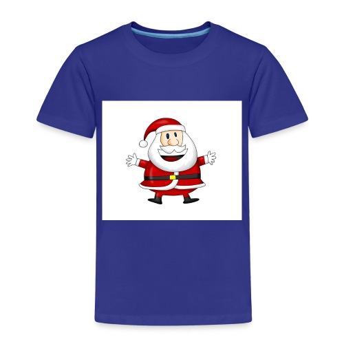 Happy-Santa-1--jpg - Kinderen Premium T-shirt