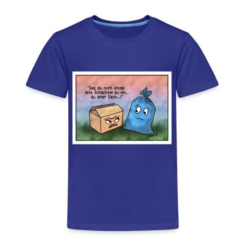 alte Schachtel - Kinder Premium T-Shirt
