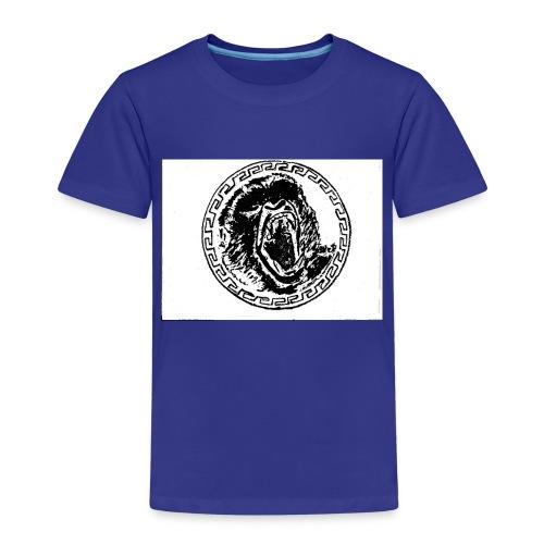 gorilla007 - Kinder Premium T-Shirt