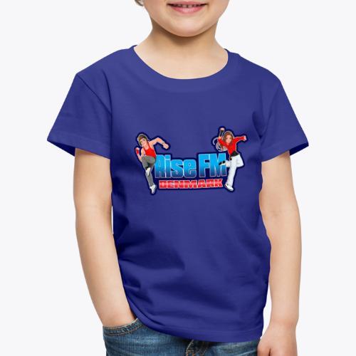 Rise FM Logo - Kids' Premium T-Shirt