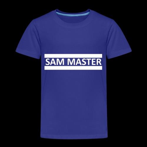 SamMaster - Kinder Premium T-Shirt