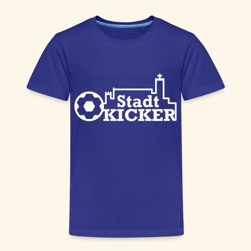 Wartburg Stadt Kicker - Kinder Premium T-Shirt