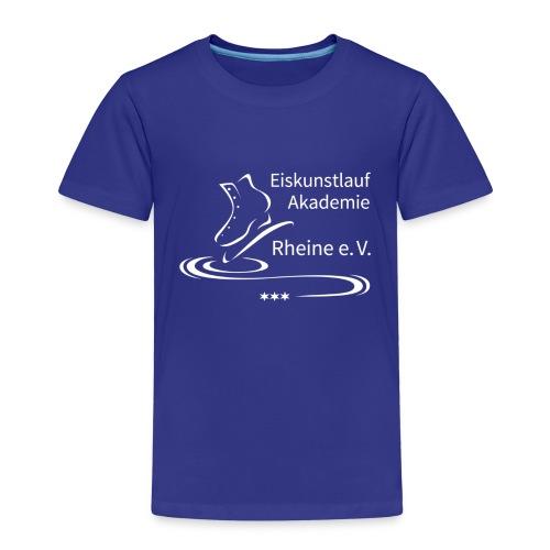 EARheine Logo weiss - Kinder Premium T-Shirt