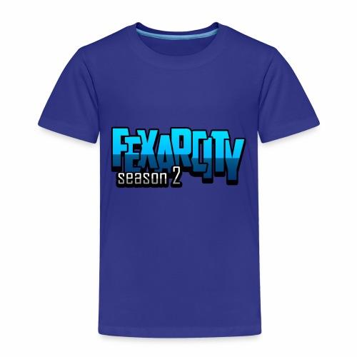 Logo FexarCityS2 - Maglietta Premium per bambini