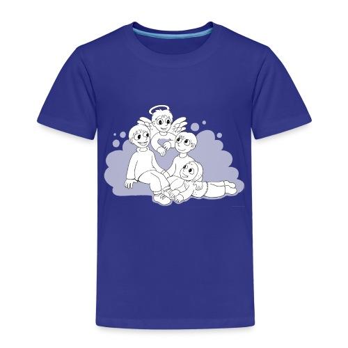 mors dag :) - Børne premium T-shirt