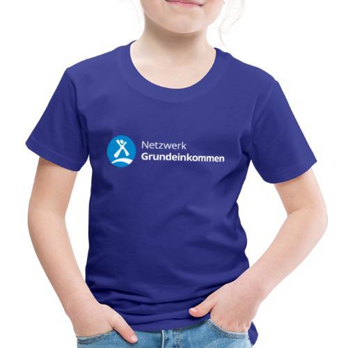 Netzwerk Grundeinkommen - Kinder Premium T-Shirt