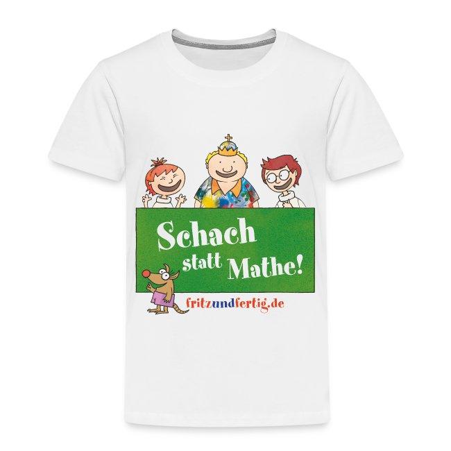 Schach statt Mathe