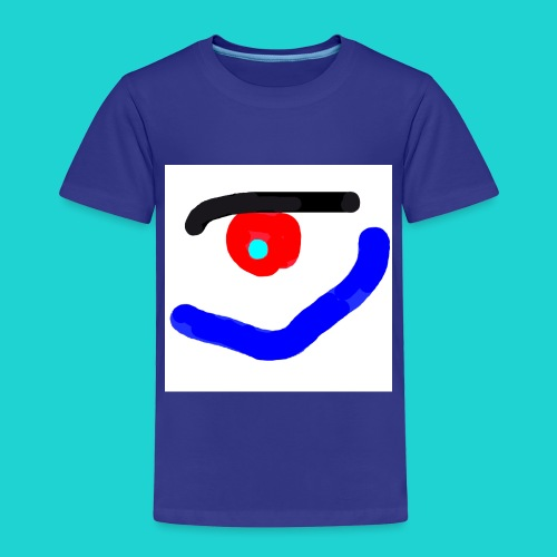 KUUUK Mundauge - Kinder Premium T-Shirt
