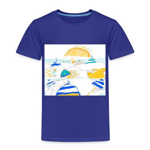 plage - T-shirt Premium Enfant