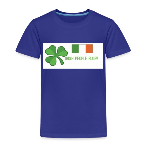 Exclusive St. Patrick's Day Clothes For Kids - Kids' Premium T-Shirt