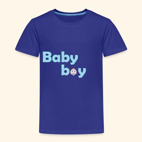 Baby bOY - Kinder Premium T-Shirt