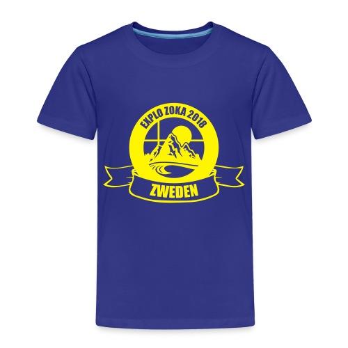 ZOKA Zweden - Kinderen Premium T-shirt