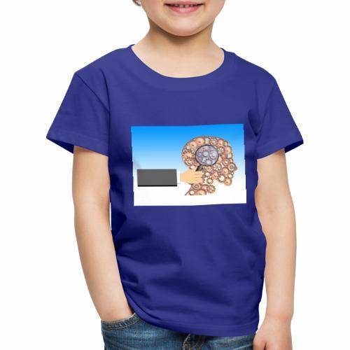 Think - Kids' Premium T-Shirt