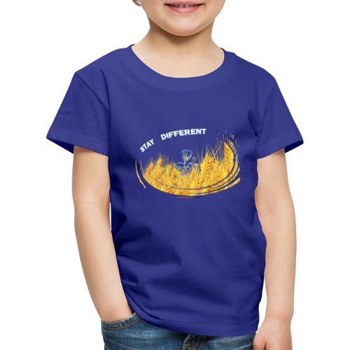 stay different - T-shirt Premium Enfant