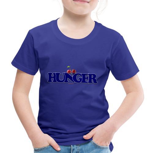 TShirt Hunger cerise - T-shirt Premium Enfant