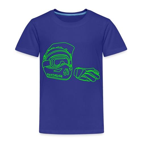 Rider - Kinder Premium T-Shirt