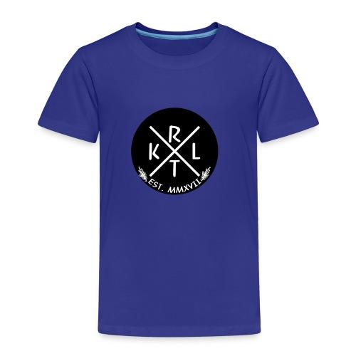 KRTL Original Brand - Kinderen Premium T-shirt